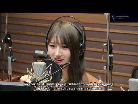 [INDO SUB] 170817 (MBC Tei's Radio) Dreamcatcher Tampil Bersama Live Band di Festival Rock