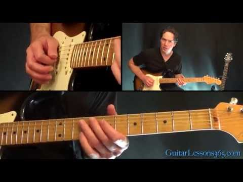War Pigs/Luke's Wall Guitar Lesson - Black Sabbath