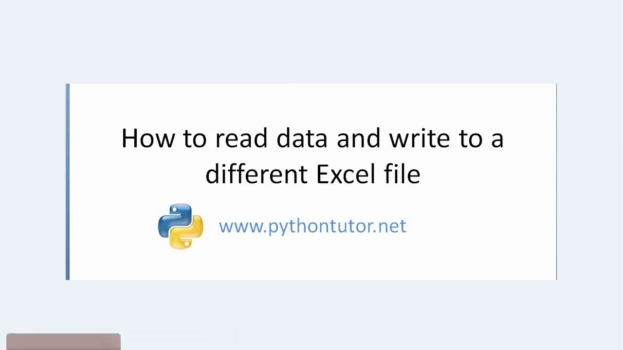 Python copying data to a new file youtube python copying data to a new file ibookread PDF