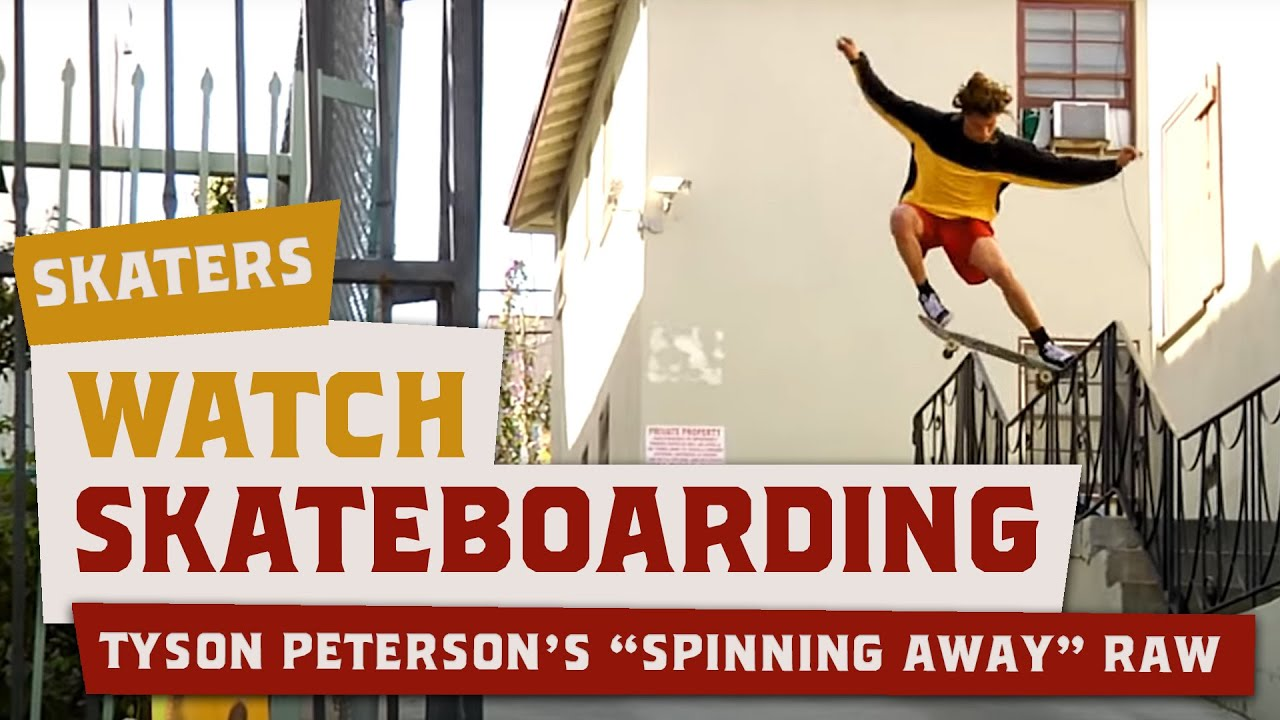 Download Episode 44 - Tyson Peterson's Spinning Away RAW FILES
