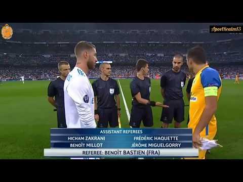 Real Madrid vs APOEL Nicosia 3-0 | 13/9/2017 - Goals & Highlights | Champions League (HD)