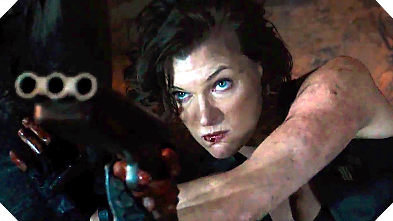 Resident Evil 6 Film