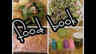 Food book. Дневник питания во время беременности