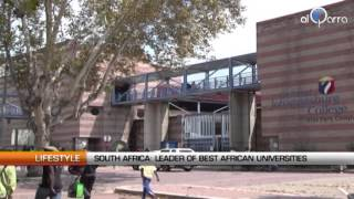South Africa: Leader of best African universities