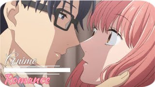 Gambar cover Top 5 anime Romance paling romantis Terbaik  2018