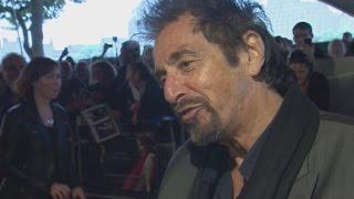 Al Pacino -- Marvel superhero?