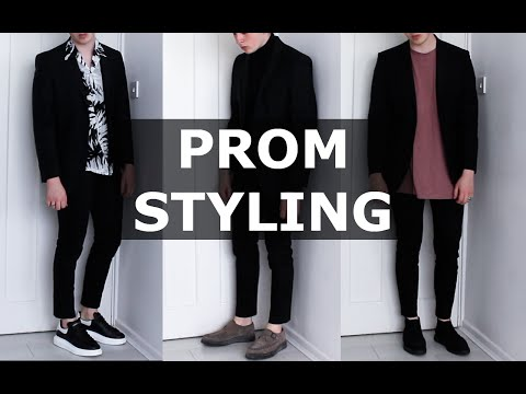 How I Would Style A Suit For Prom | Mens Fashion | Gallucks | AD