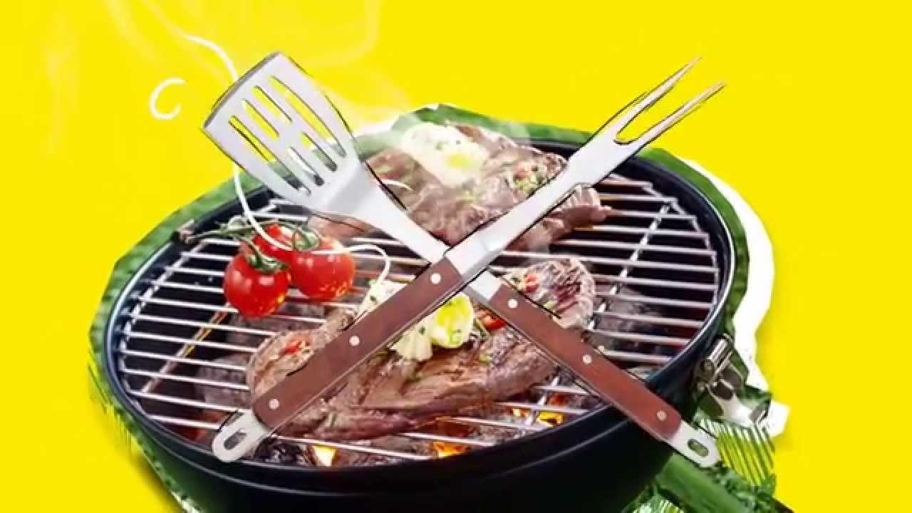 Rauchfreier Holzkohlegrill Netto : Netto 15s grill kubelekpartymix 04 23 tv youtube