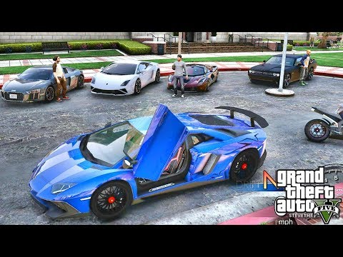 GTA 5 REAL LIFE MOD #380 HOUSE PARTY !!! (GTA 5 REAL LIFE MODS)
