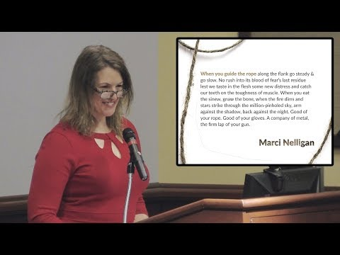 2018 Public Poetry Project - Marci Nelligan