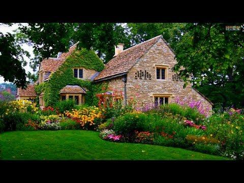 80 Small Garden and Flower Design Ideas 2018 - Amazing Small garden house decoration