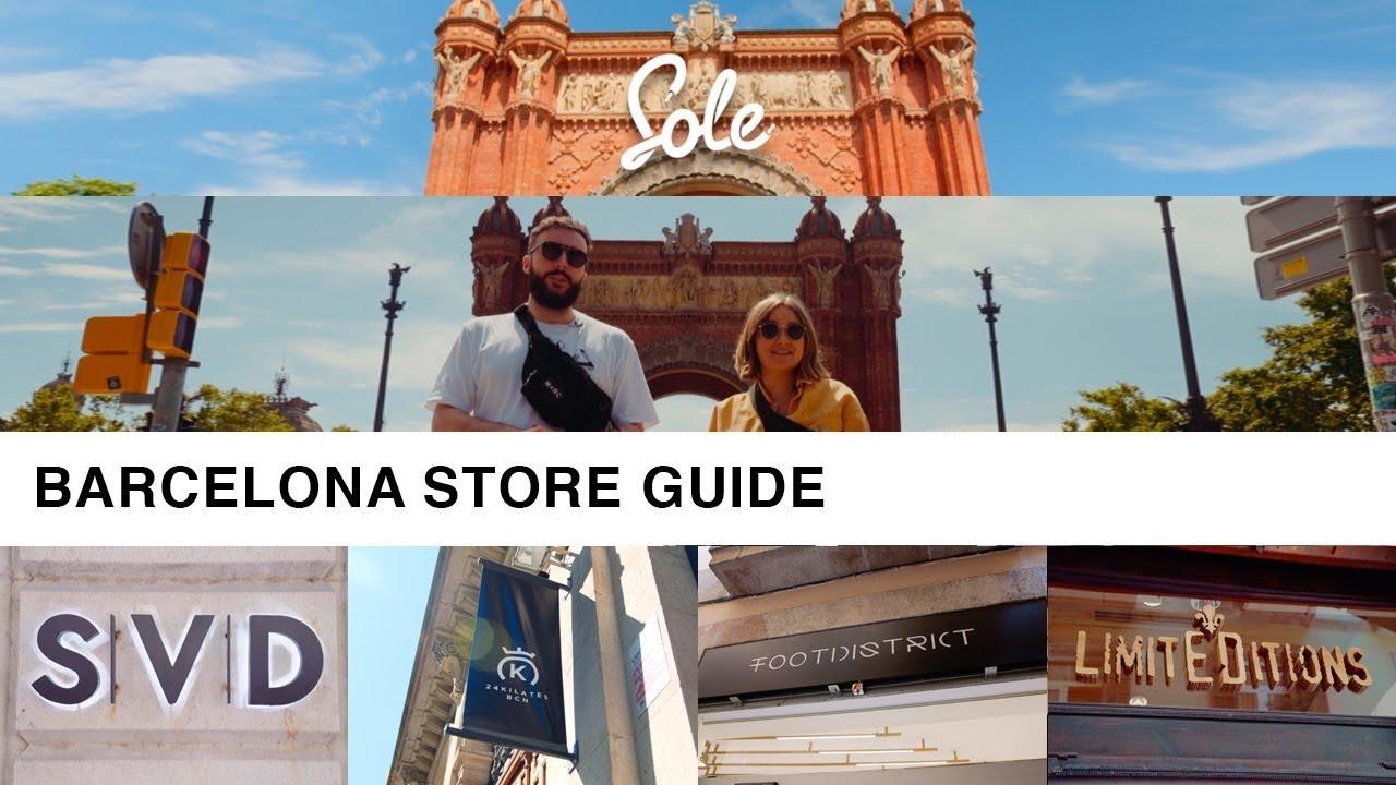 Best Streetwear 8 The Sneakeramp; Supplier Barcelona ShopsSole rdCxQBeWo