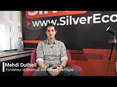 Interview Lauréat Trophées SilverEco 2020-2021 : Repas Part'Ages (Nutrition/Gastronomie)