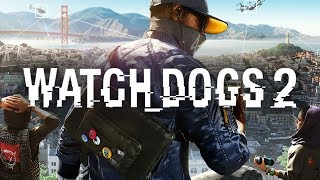 Watch Dogs 2 Interactive Gameplay - Epic Police Chase, Rash Driving and Killing