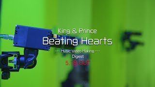 Download King & Prince「Beating Hearts」Music Video Making Digest