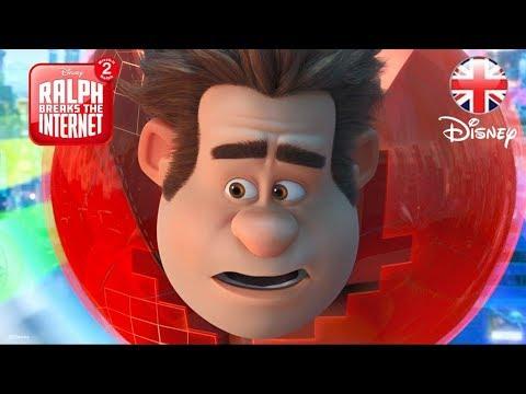 Ralph Breaks The Internet Wreck It Ralph 2 Trailer 2 Official