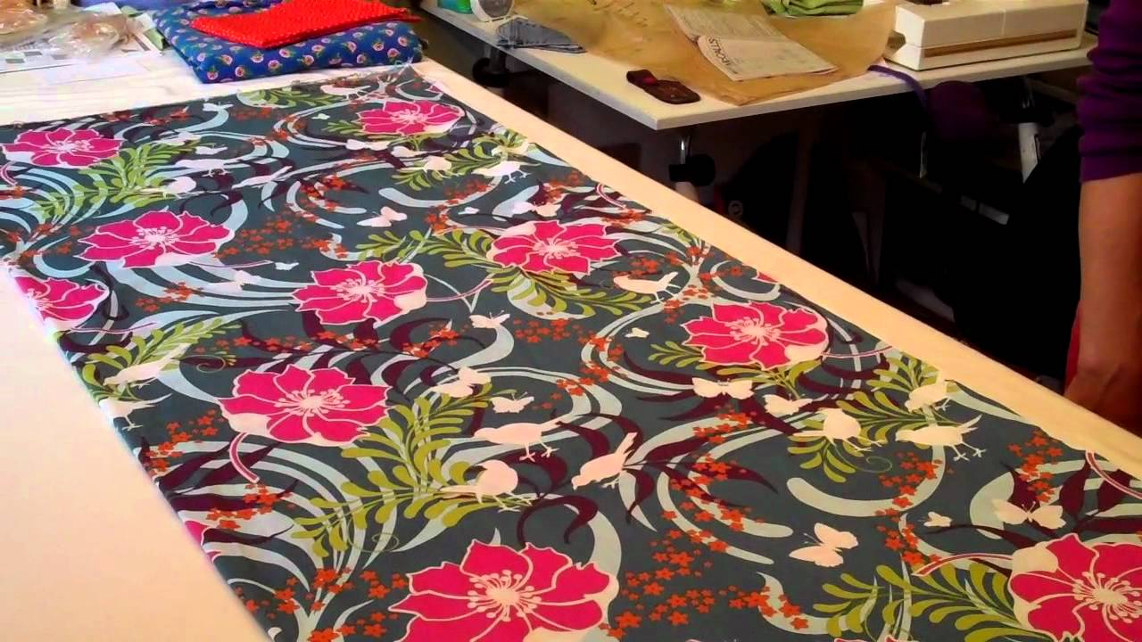 pictures How to Prepare Fabric for Sewing