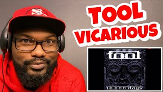 TOOL - VICARIOUS | REACTION