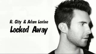 Video Locked Away - 1 hour music R.City n Adam Levine download MP3, 3GP, MP4, WEBM, AVI, FLV Juli 2018