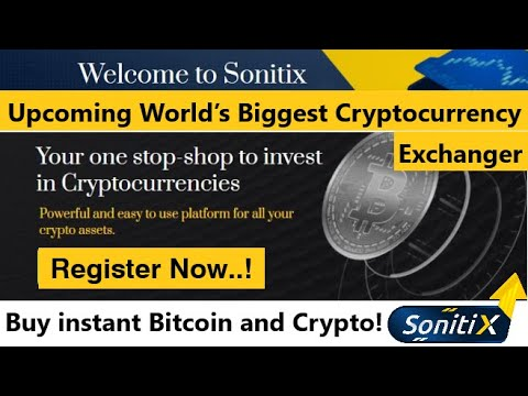 How To Register and Complete KYC In Sonitix Exchanger | No.1 Crypto currency exchange. #RahulKVideos