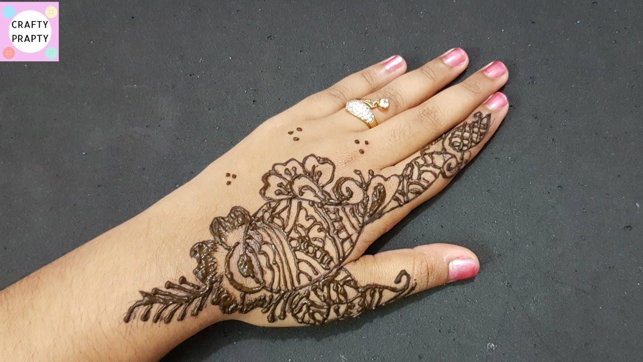 Henna tattoos. How to make temporary henna tattoos 30