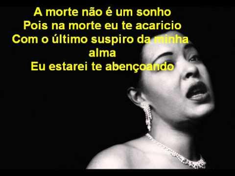 Billie Holiday - Gloomy Sunday (Tradução Português Brasil)