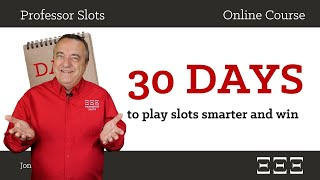 Online Course for Slots Enthusiasts