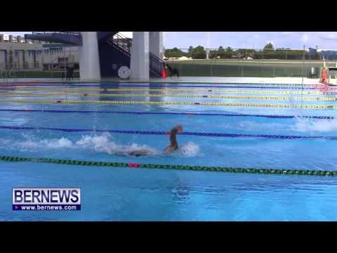Swim Off With Olympian, Politician & Digicel Execs Aug 21 2013