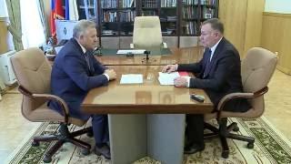 Про хід виборчої кампанії Губернатора краю доповів голова Крайизбиркома Геннадій Накушнов