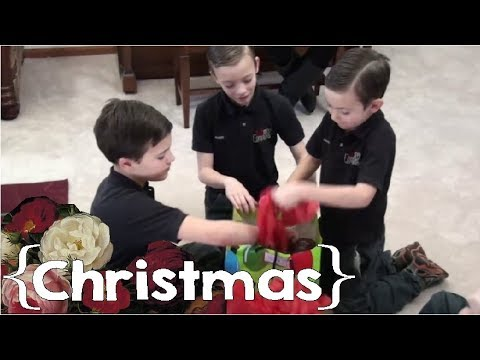 Rewind to Christmas 2013 ║ Mills Family Archives │ Large Family Vlog