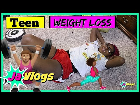 Teen Weight Loss | 500 Crunches