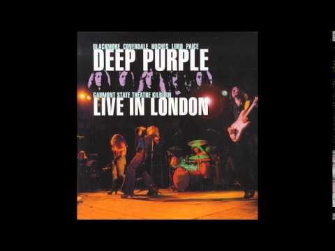 deep purple live in london 1974 full 2 cd youtube. Black Bedroom Furniture Sets. Home Design Ideas
