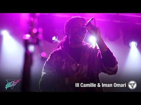 Ill Camille And Iman Omari HiDef Live set