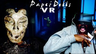 THE GAME THAT BROKE MY HEART RATE MONITOR   Paper Dolls: Original VR / 纸人:第一章