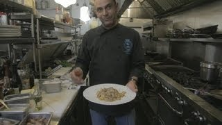 Pasta With Mushrooms & Parmesan : Flavorful Recipes