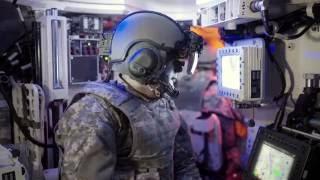 אלביט מערכות חושפת את IronVision - קסדה חכמה  ללוחמים ברכבים קרביים