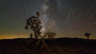 Perseid Meteor Shower 2015