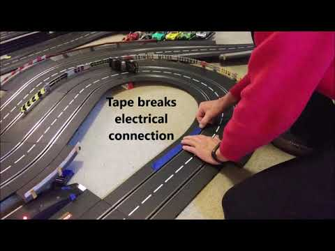 Make Ghost cars more competive – Carrera Slot Cars