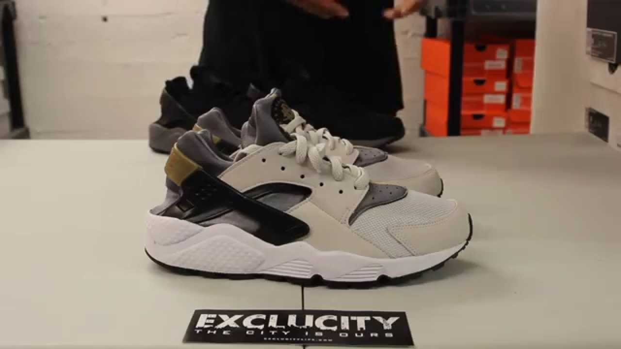 749fcc11fed3 Nike Air Huarache - Light Ash - Unboxing Video at Exclucity - YouTube