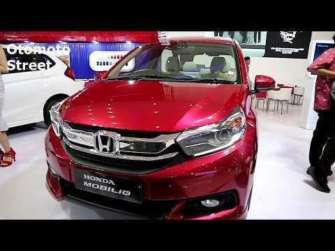 Honda Mobilio E  CVT 2020 ,Red Metallic Colour ,Exterior And Interior