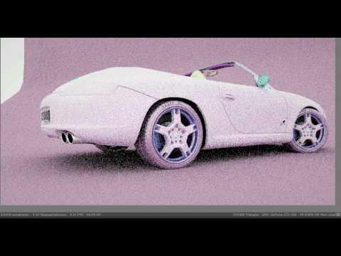 Octane Render: CUDA Accelerated Photorealistic Renderer | Geeks3D