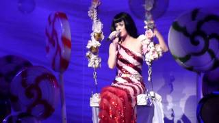Katy Perry - Not Like The Movies live Liverpool Echo Arena 18-10-11