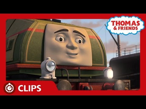 Gator Borrows Toadu0027s Lamp | Clips | Thomas U0026 Friends