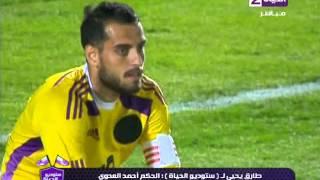 """بالفيديو.. طارق يحيى يكشف سبب اعتدائه على مساعده في مباراة """"الجيش"""""""