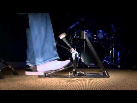 Heel-Toe Bass Drum