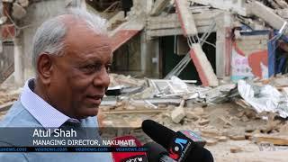 Kenya's Wave of Demolitions Under Fire