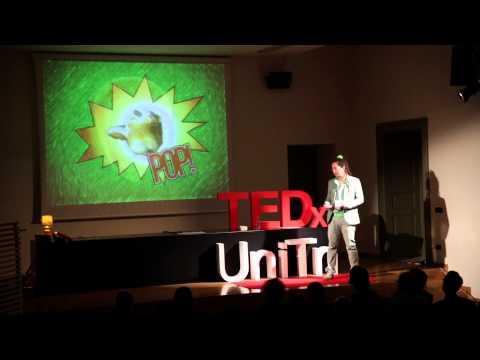 Popcorning My Way Through: Dey Dos at TEDxUniTn