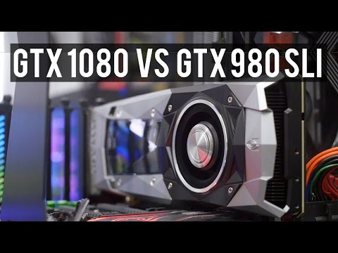 GTX 1080 Benchmarks & Review!!