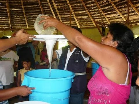 Aqua Expeditions Launches Clean Drinking Water Project in the Peruvian Amazon