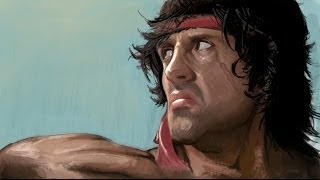 Rambo The Video Game All Cutscenes Cinematics 2014